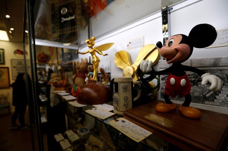 1 Zahl, die Disney-Investoren im Jahr 2020 auf dem Zettel haben sollte