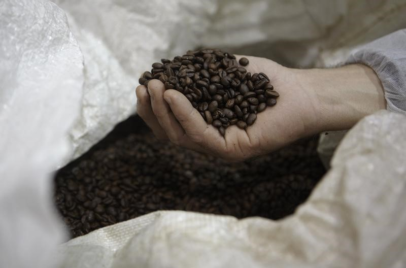 SOFTS-White sugar boosted by signs of lower Indian output; coffee slips