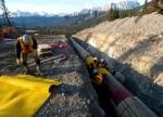 Pipeline operator Kinder Morgan Canada's profit surges