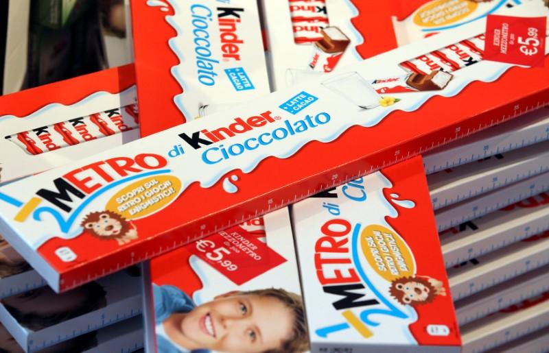 Campbell verso cessione controllata Kelsen a Ferrero per 300 mln dollari