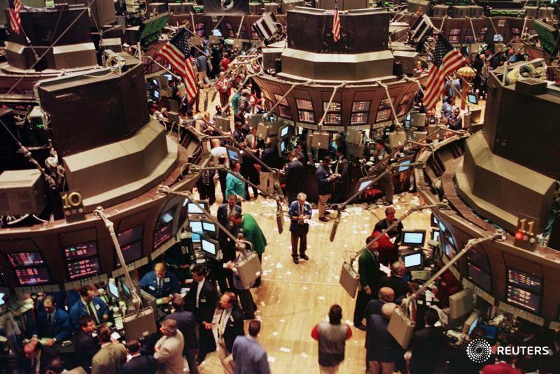 © Reuters.  BOLSA EUA-Wall Street cai após comunicado do Fed e ações de energia desabam
