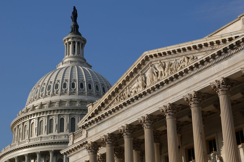 © Reuters.  U.S. House will reject total elimination of state and local tax deductions: Brady