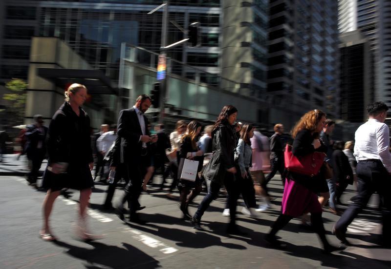 Australia's RBA seen leaving yield target at April 2024 By Reuters