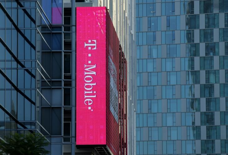 Tower Companies Fall Midday as T-Mobile, Sprint Near Merger