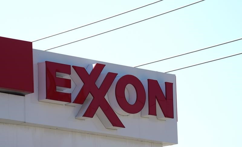 © Reuters.  ExxonMobil, Chevron, Shell paid no tax in Australia for 2016