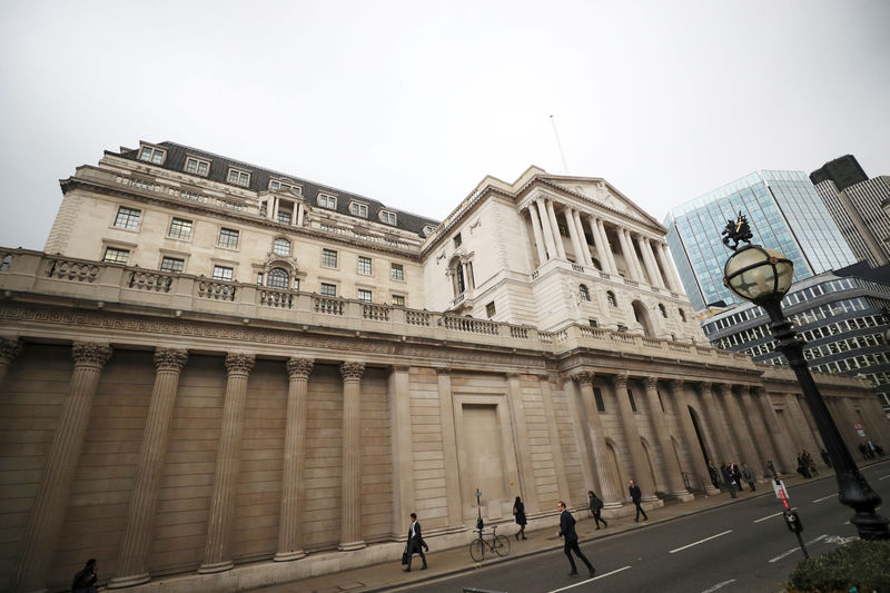 NewsBreak - Bank of England Holds Rates at 0.75% By Investing.com
