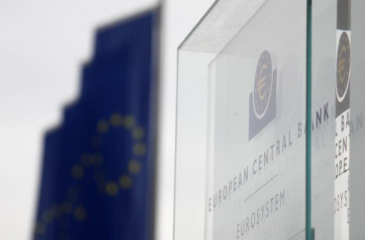 © Reuters.  ECB debate shifting to interest rate path from QE: sources