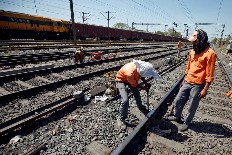 © Reuters.  Infrastruktur: Ein Markt mit Billionen-Potenzial