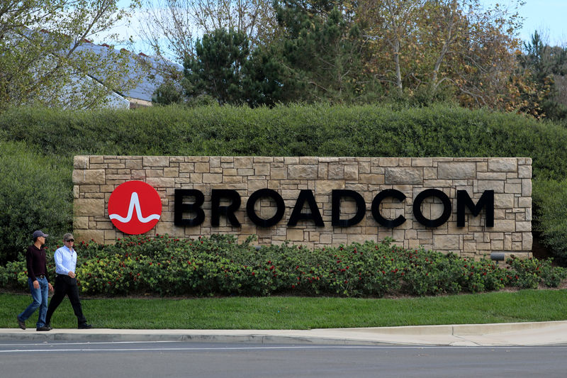 Broadcom Earnings, Revenue Beat in Q1 But Shares Drop