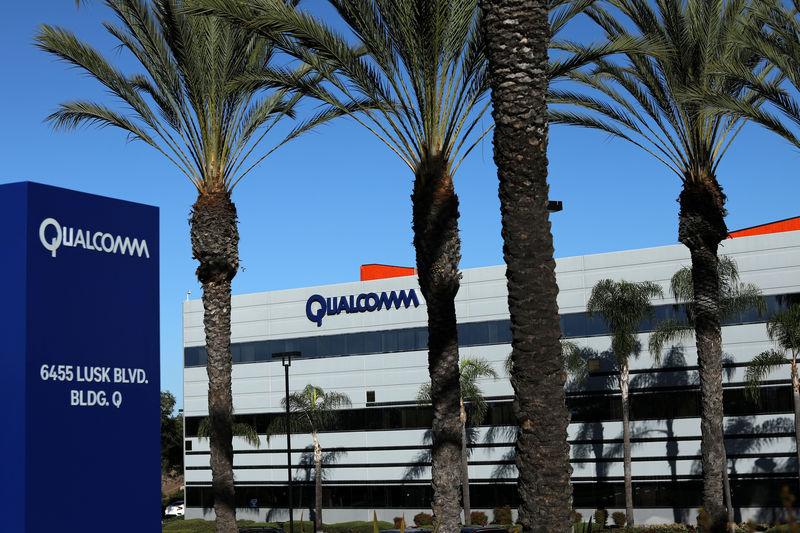 © Reuters.  ROUNDUP: Qualcomm gewinnt ein Patentverfahren gegen Apple in den USA
