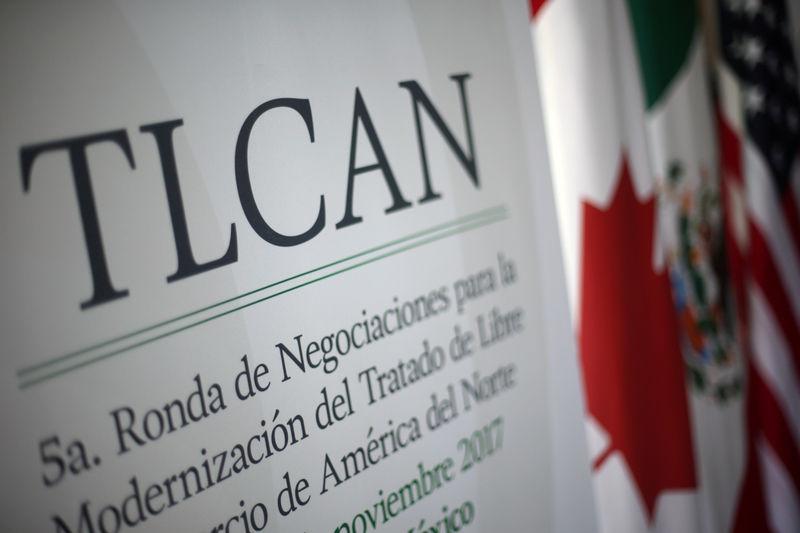© Reuters.  México afirma que assinatura de acordo com EUA e Canadá será em 30 novembro