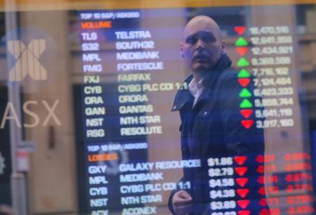مؤشرات الأسهم في أستراليا هبطت عند نهاية جلسة اليوم؛ إيه إس إكس 200 تراجع نحو 0.37%