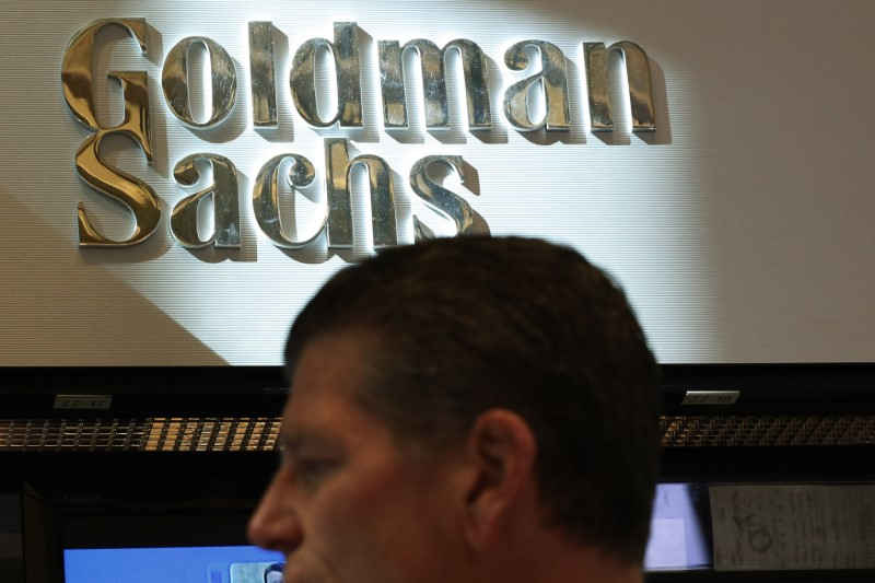 Goldman Sachs Is Either Mad or Brilliant on Junk Bonds By Bloomberg