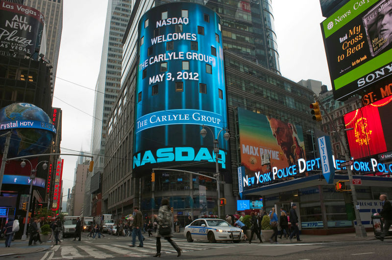 Wall Street Opens Higher as Tech Rebound Continues After CPI; Nasdaq up