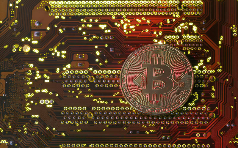 © Reuters. Bitcoin collapsed on Thursday.