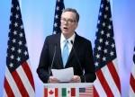 Jelang Kesepakatan Dagang, AS Adakan Pembahasan Trilateral di Washington