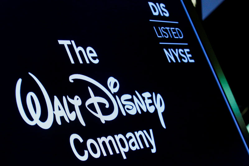 Walt Disney Falls 3.06% By Investing.com