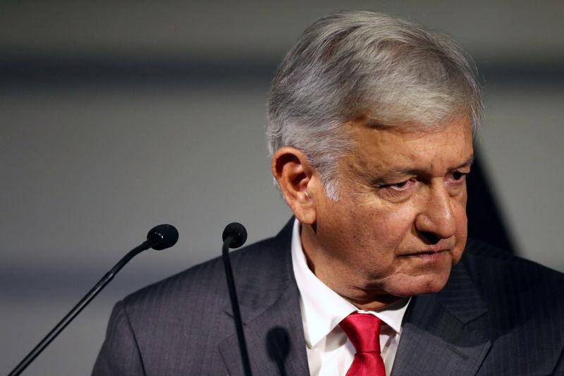 © Reuters.  Presidente electo de México dice que goza de buena salud y que no está