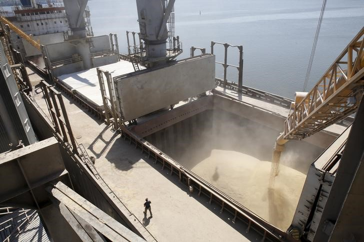 Romanian union says strike averted at ADM Constanta grain silos By