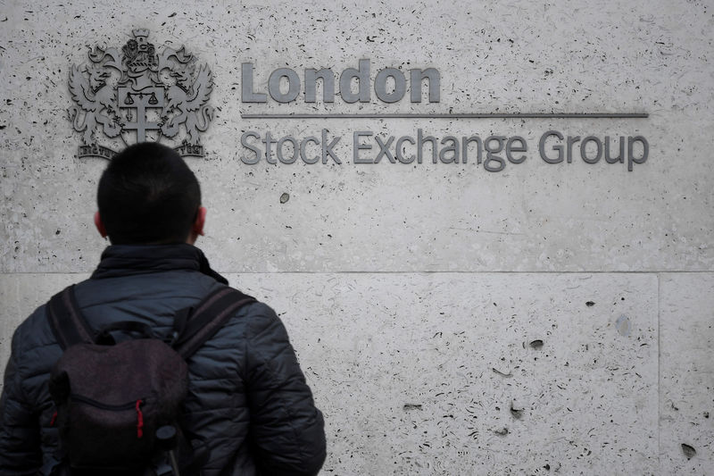 U.K. stocks lower at close of trade; Investing.com United Kingdom 100 down 0.02%
