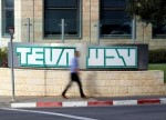 Sun: TASE edges up as Teva falls sharply