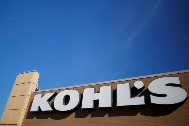 Kohl's Surges Midday After Expanding Amazon Return Program