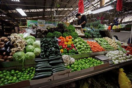 La inflación en México baja al 3,25 % en marzo en tasa interanual
