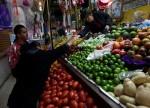 Inflación de México se desacelera a menor nivel en 14 meses