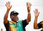 Ramaphosa Pledges Relentless Focus on South African Growth