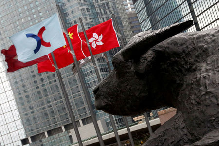 NewsBreak: Hong Kong Stock Exchange Make Surprise Bid to Buy London Stock Exchange