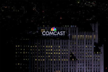 Comcast makes higher offer for Sky, tops Fox bid