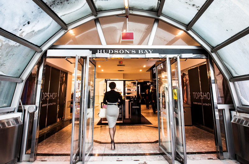 Saks Fifth Avenue parent Hudson's Bay agrees to chairman's sweetened o