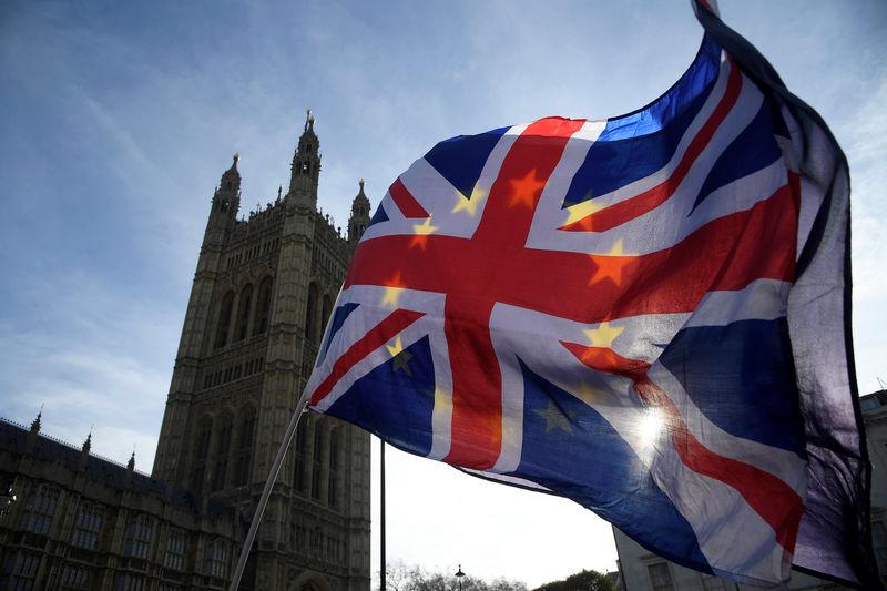 © Reuters.  英 성장률 2012년 이후 최저치로 하락…브렉시트ㆍ글로벌 성장 둔화 우려