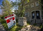 REFILE-Canada home prices dip in October; first decline in eight months -Teranet