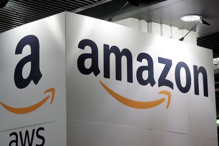 """مزاد الافتتاح: """"أمازون"""" متفوقة رغم بيانات مبيعات التجزئة السلبية"""
