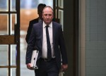 Two-thirds of Australians want deputy PM to resign over sex scandal-poll