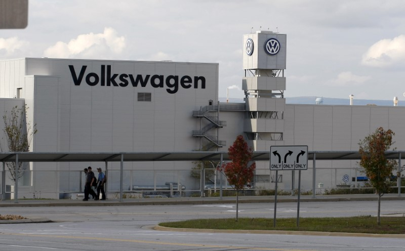 StockBeat: UBS's VW Call, Stellantis Earnings Drive Cyclicals to New Highs