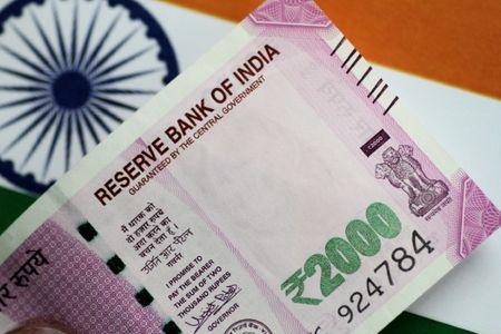 कोरोनोवायरस के डर से भारतीय रुपए रिकॉर्ड निचले स्तर पर फिसला