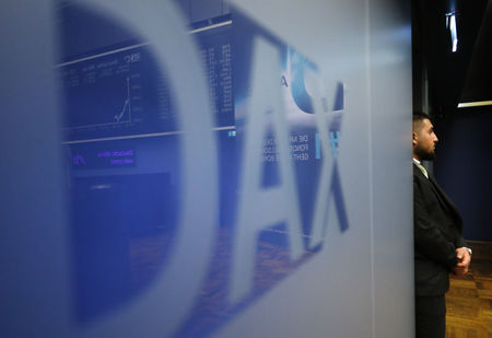 Alemanha - Ações fecharam o pregão em queda e o Índice DAX recuou 0,55%