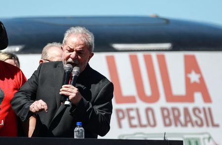 Ibovespa reverte alta da semana após Lula deixar a prisão