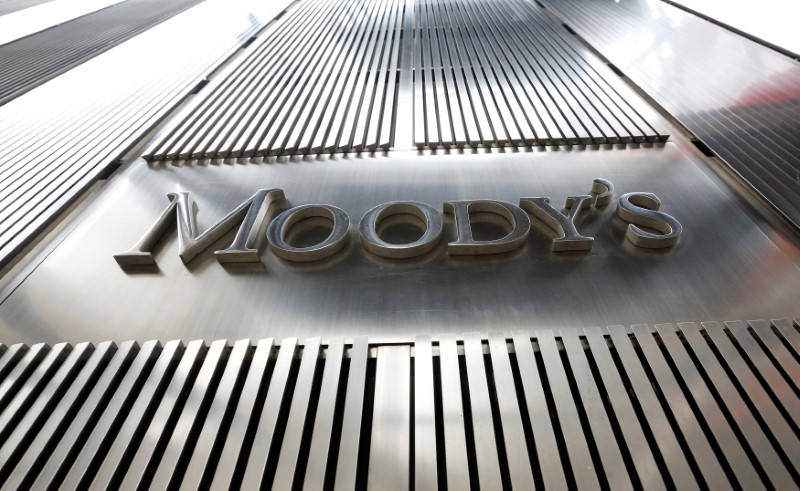 © Reuters.  Rising sea levels threaten sovereign credit ratings: Moody's