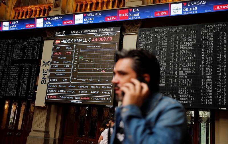 Рынок акций  Испании закрылся ростом, IBEX 35 прибавил 0,63%