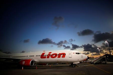 India aviation watchdog advises training for 737 MAX pilots after Lion Air crash
