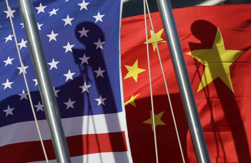 """© Reuters.  Tregua comercial: EE.UU. y China firman Fase 1 de un """"acuerdo histórico"""""""
