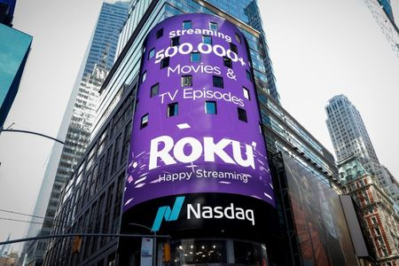 StockBeat: Roku Jumps as Macquarie Says Users Could Triple
