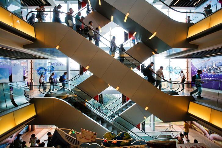 © Reuters.  BTG mantém recomendação de compra e projeta 2019 positivo para BR Malls