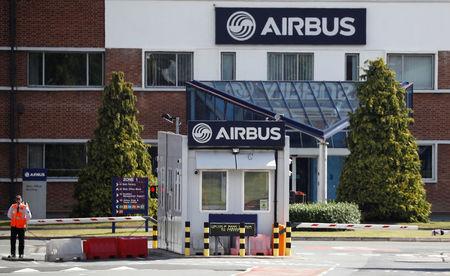 Airbus взмыл ввысь