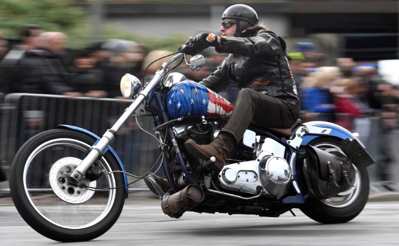 Harley-Davidson-Aktie hebt ab: Baird zuversichtlich - Turnaround läuft Von Investing.com