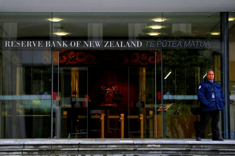 © Reuters.  New Zealand Eyes Sweden as Roadmap for Negative Interest Rates