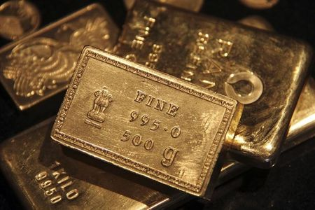 Gold Pushes Higher But Stays Within Mid-$1,800, Wary of Bond Yields